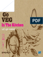 Go Veg Recipe Book