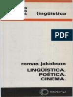 JAKOBSON, Roman - Lingüística, poética, cinema