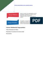 Pagina Web de Oficios
