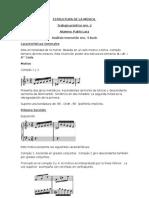 Analisis Invenscion 4 Bach