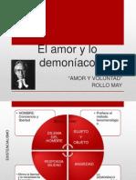 Amor y Lo Demoniaco