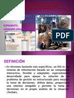 Sistemas de Apoyo de Decisiones (Dss)
