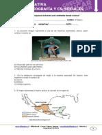 evaluacion los aztecas 4° basico