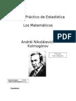 Andréi Nikoláievich Kolmogorov