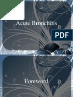 Acute Bronchitis.pptx