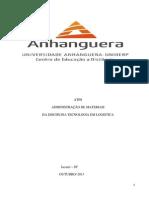 ATPS pronta Administração de Materiais pronta (1)