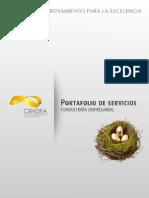 1Portafolio CENDRA Empresarial