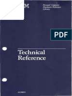 IBM 5155 5160 Technical Reference 6280089 MAR86