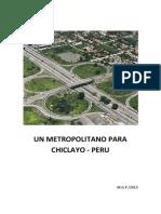 Caratula Un Metropolitano Para Chiclayo