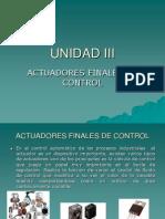 UNIDAD III Final de Control