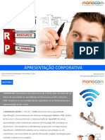 Apresenta Ao Corporativa ERP MONOCON 2013-V5