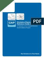 CAP Ergo Guide