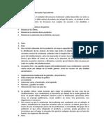Desarrollo de Practica Mercadeo Especializado