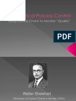 Statistical Process Control @ black