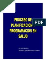 PROCESO de Planificacion
