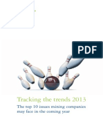 Energy Tracking Trends 2013 Deloitte