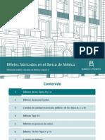 Billetes Banco Mexico
