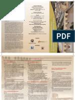Info Curso UCO Gestión Patrimonio Arquitectónico en ciudades Históricas