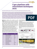 Premium Digest December 2010 Inspection of Gas Pipelines With Ultrasonic Measurement Techniques - Practical Aspects