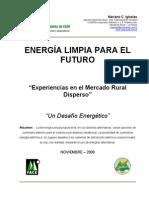 Energia Limpia Para El Futuro
