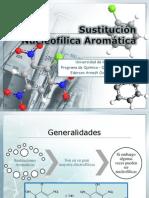 Sustitución Nucleofílica Aromática