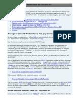 Instalar y Testear Microsoft Windows Server 2012 Datacenter x64