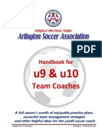 Coaches Handbook u9 u10