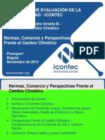 Normatividad Icontec y Huellas de Carbono