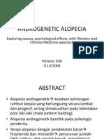 slide Androgenetic Alopecia