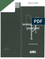 4 2 Alberto Binder Introduccion Al Derecho Procesal Penal