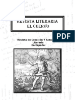 Revista Literaria El Cuervo Nº 1