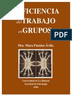 La Eficiencia del Trabajo en Grupos - Mara Fuentes.pdf