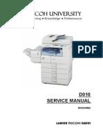 Manual de Servicio 2500