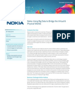 Cloudera Nokia Case Study Final