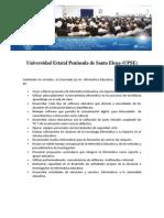 Universidades Que Tienen Informatica Educativa
