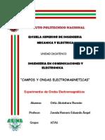 Campos y ondas electromagnéticas