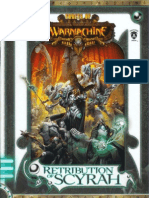 Forces of Warmachine - Retribution of Scryah