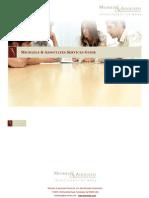 Michaels & Associates Services Guide