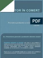 Sinteza Powerpoint Prezentarea Produselor Si Serviciilor Aferente Vanzarii