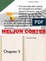 MELJUN CORTES Research Colloquium