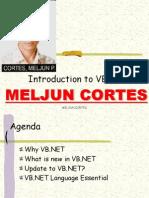 MELJUN CORTES Vb Net Lecture----> HANDOUTS for VB.Net 2010