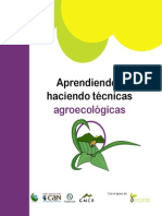 TECNICAS AGROECOLOGICS