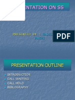 CAll HOLD & CALL WAIT.ppt