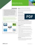 VMware Zimbra Collaboration Server Datasheet