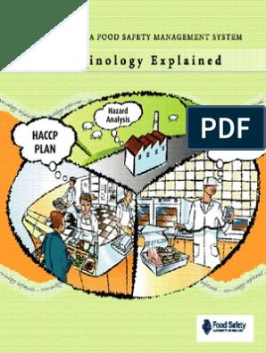 Haccp Terminology | Foodborne Illness | Disinfectant