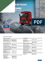Diagramas eléctricos Cargo 2012 Euro III 07-2011