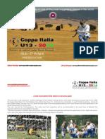 Presentation Coppa Italia U13
