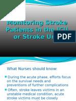 (Roa-Helen)Monitoring Stroke Patients in The