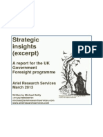 Strategic Insights (Excerpt)