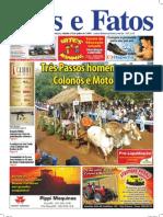 Jornal Atos e Fatos - Ed. 633 - 25-07-2009